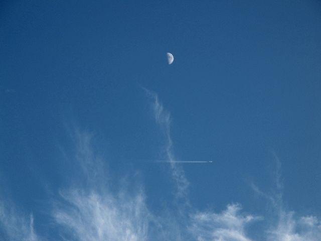 若草山から見た空7