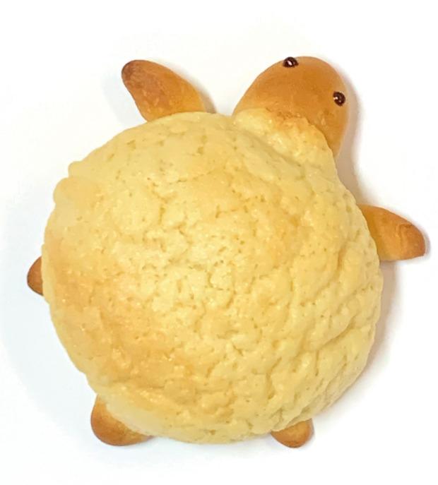MOMOかめ(メロンパン)