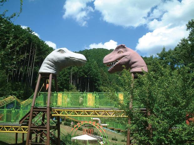 *恐竜の国