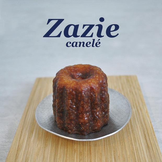 Zazie-canelé