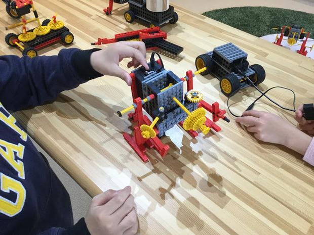 3ロボット改造