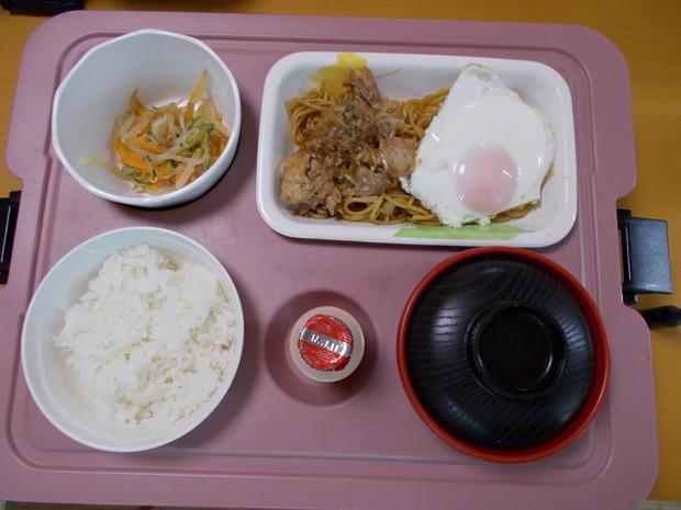 昼食サンプル