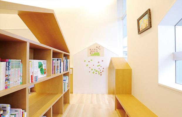 994060-たけつな小児クリニック図書館