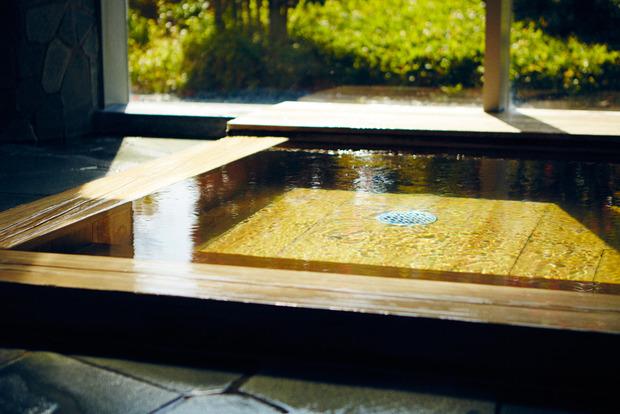 あきののゆ様-檜風呂