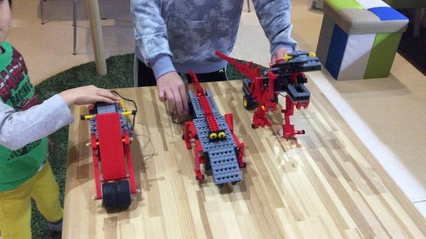 5ロボット競争