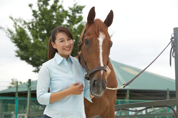 乗馬体験プレゼント画像