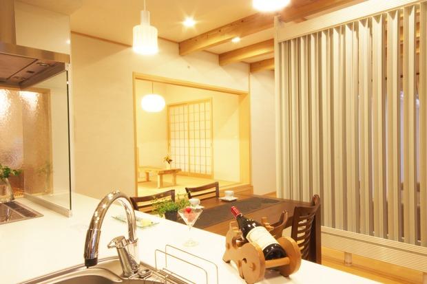 9龍田西モデルハウス