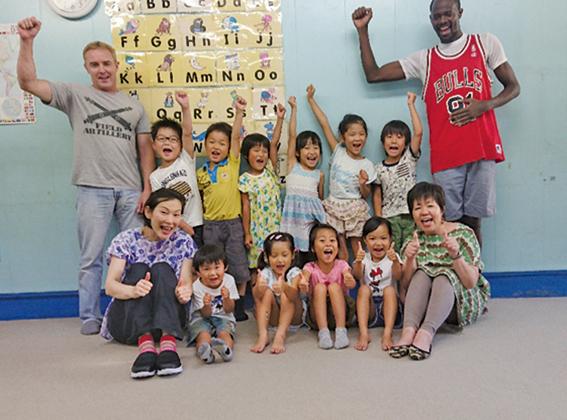 カナック幼児クラス