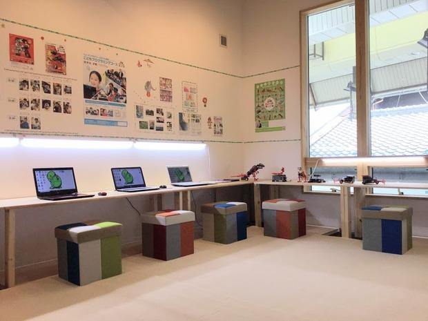 8教室の写真