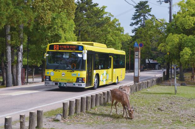 奈良ひとまち大学奈良市内循環線-