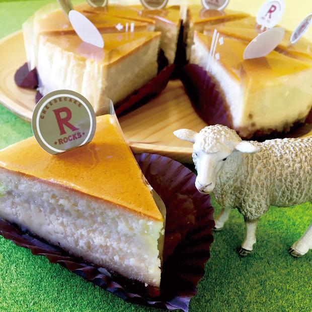 ロックス-ひつじのチーズケーキ