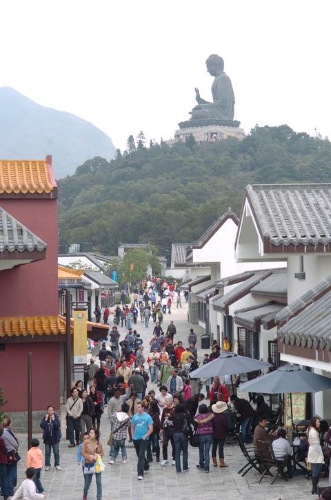Ngong Ping Village_2
