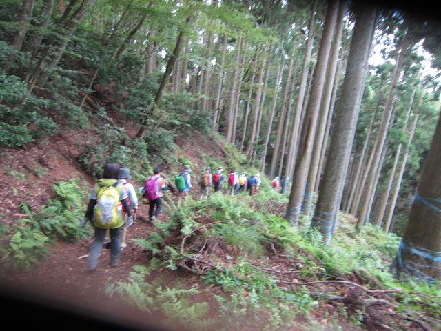 5.賤ケ岳へ
