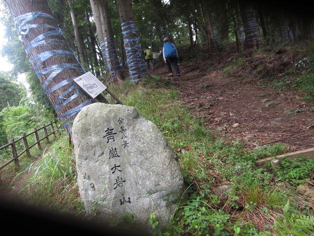 3.大岩山砦