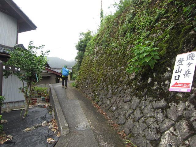 2.登山口