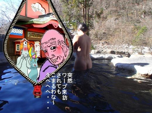 66、岐阜県新穂高温泉、宝山荘別館7