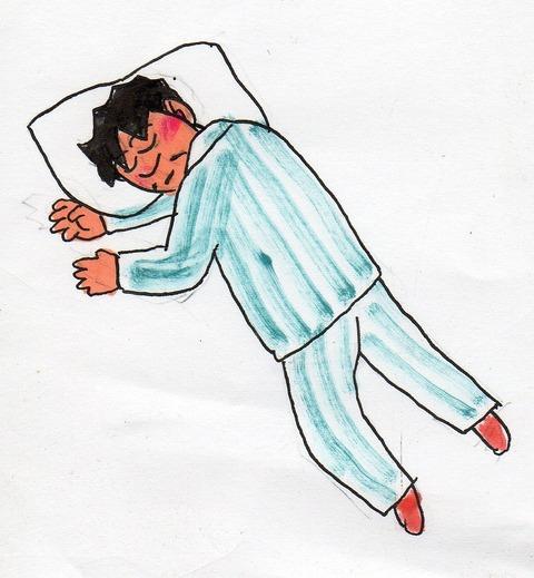 うつ伏せ寝の枕の使い方
