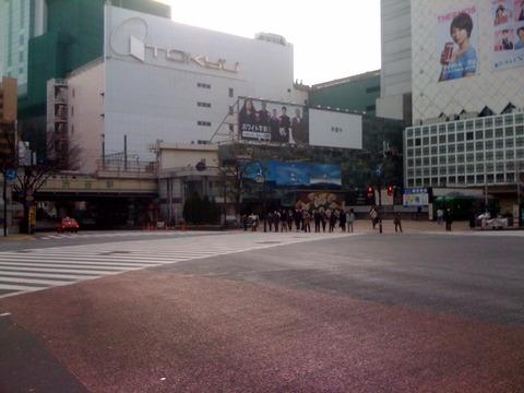ブログ 散歩12 2011 3 20