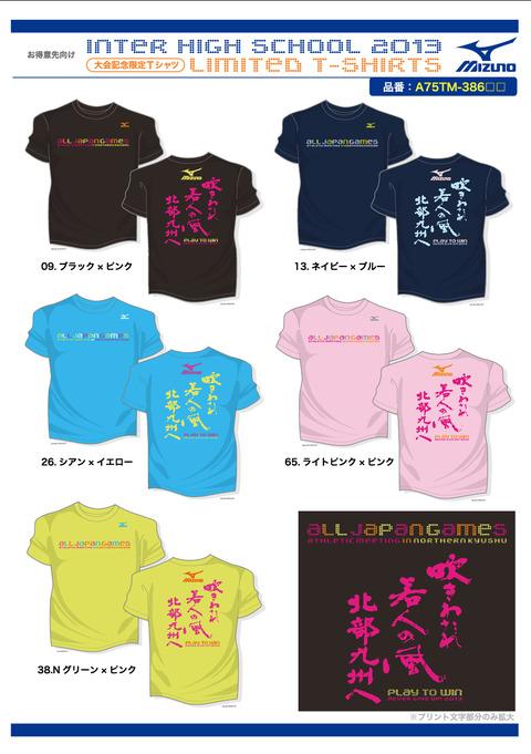20130605インターハイTシャツ