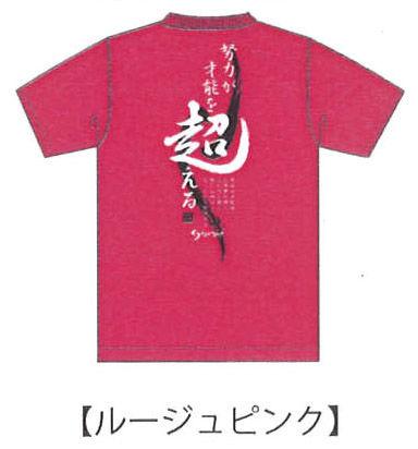 ソフテニTシャツ 2013 Aフラッシュピンク
