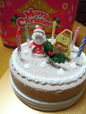 クリスマスケーキ4