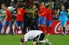 ドイツ負ける