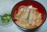 カジキマグロソテー丼