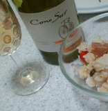 コノスル白ワイン