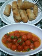 イタリアンパセリ料理