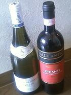 貰ったワイン