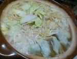 チャンポン鍋製作中