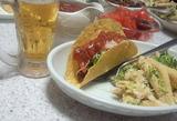 タコス&ビール