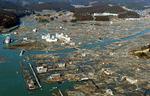 大津波被害