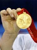 また金メダル