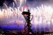 ロンドンオリンピック開会式