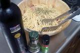 カルボナーラとイタリアワイン