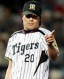 阪神筒井投手