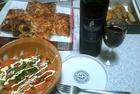 ピザハットと500円ワイン