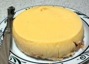 ホワイトチョコレートチーズケーキ