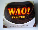 ダイエットコーヒー?