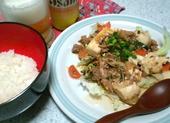 カニカマ入り麻婆豆腐