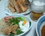 ダイエットつけ麺?!
