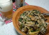シーフード野菜丼