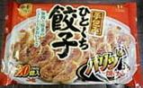 中国産餃子