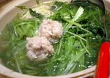 シンプル鍋