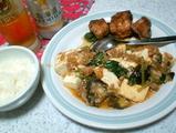 シーチキン豆腐とブリタツタ