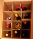 ワイン到着