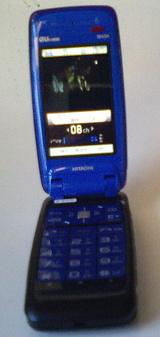 ワンセグ携帯2