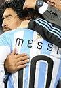 アルゼンチン敗れる