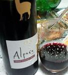 アルパカ赤ワイン